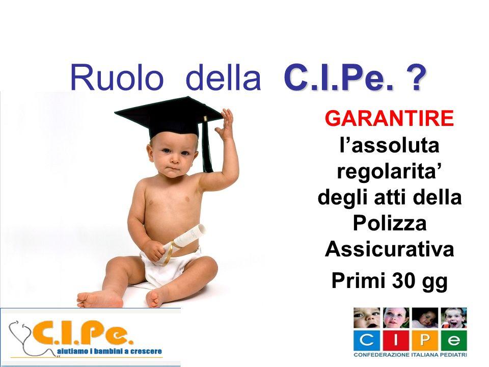 C.I.Pe.Ruolo della C.I.Pe.