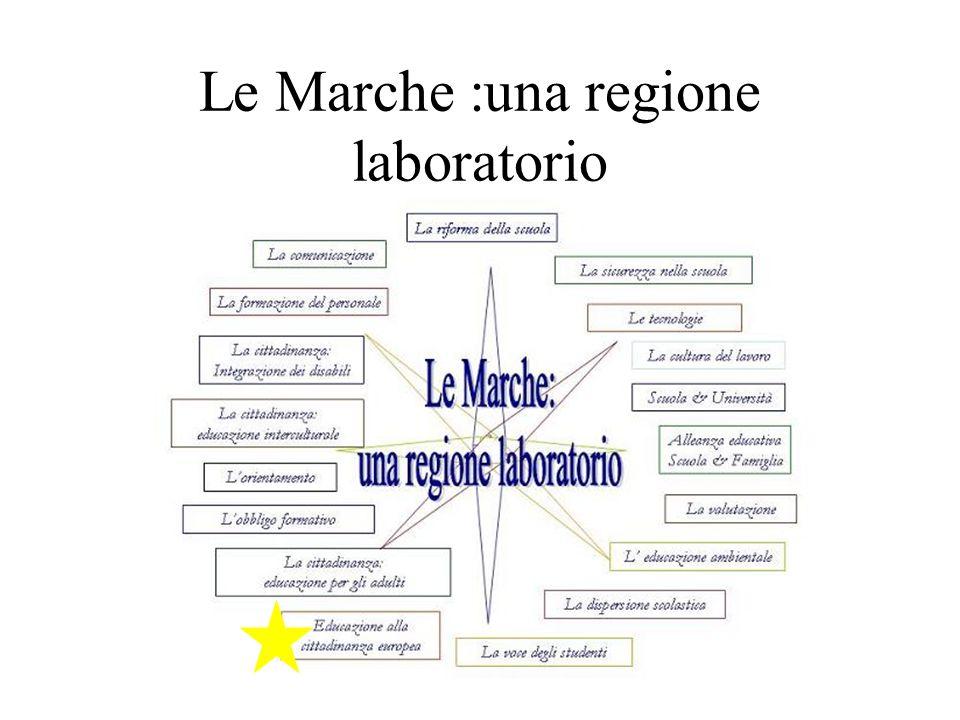 Europa dell IstruzioneSenigallia 30 maggio 200513 Presso l USR per le Marche è stato costituito un nucleo dintervento regionale in ottemperanza con quanto previsto dalla Direttiva ministeriale n.