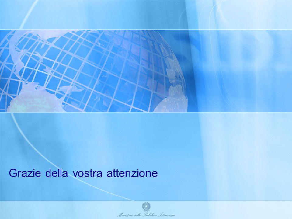 Il Sistema Informativo dellIstruzione (SIDI) Conferenze Di Servizio Pagina 13 Grazie della vostra attenzione
