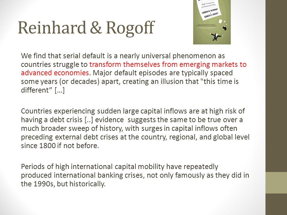 UK – Debito Sovrano (Reinhard & Rogoff)