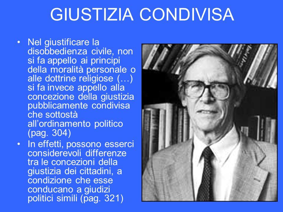 LA NOSTRA COSTITUZIONE, OVVERO LA SFERA DI GIUSTIZIA CONDIVISA DALLA COMUNITA ITALIANA Art.