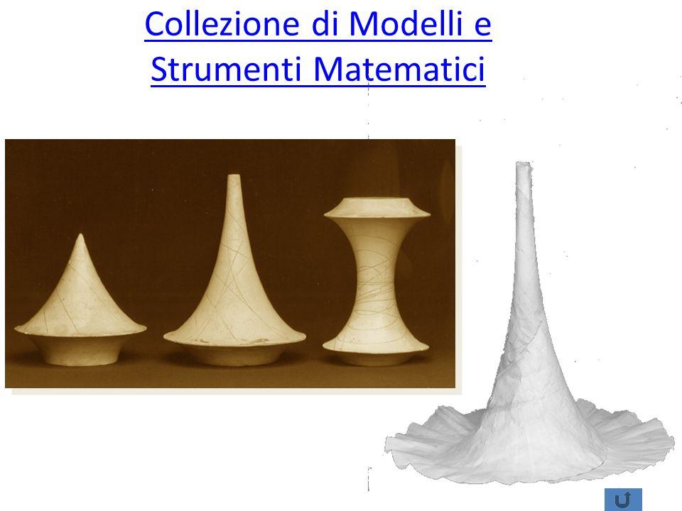 Collezione di Modelli e Strumenti Matematici