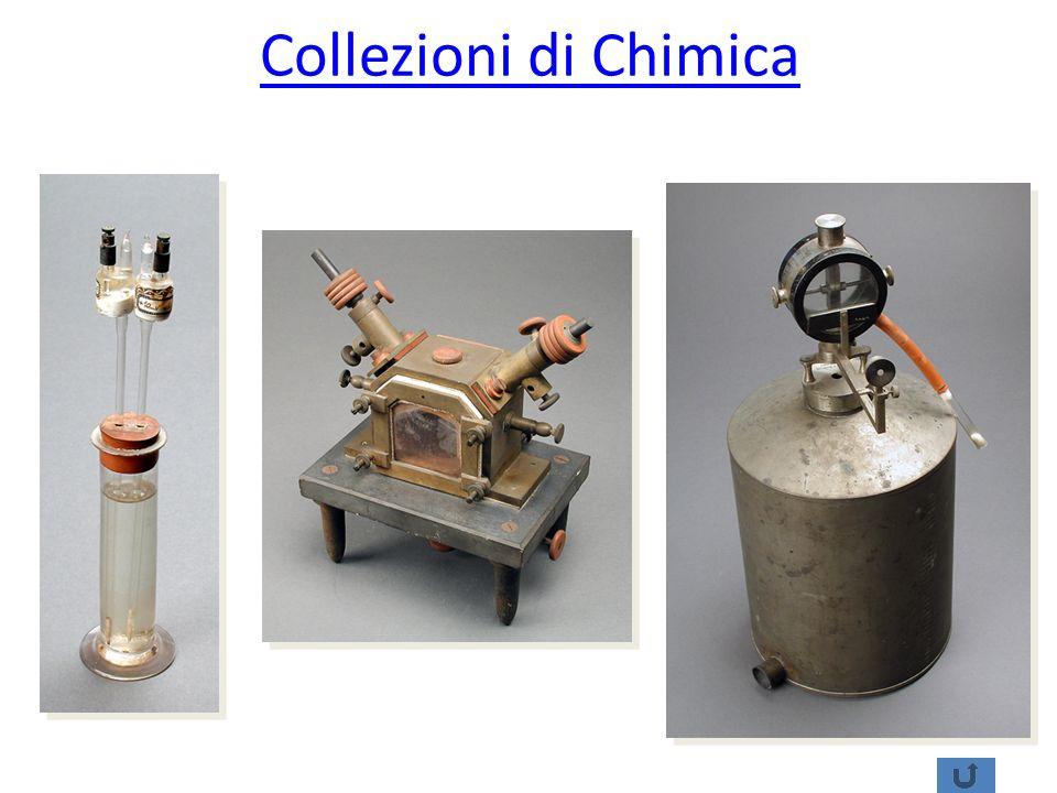 Collezioni di Chimica