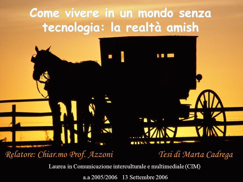 La tecnologia deve servire noi, e non noi la tecnologia.