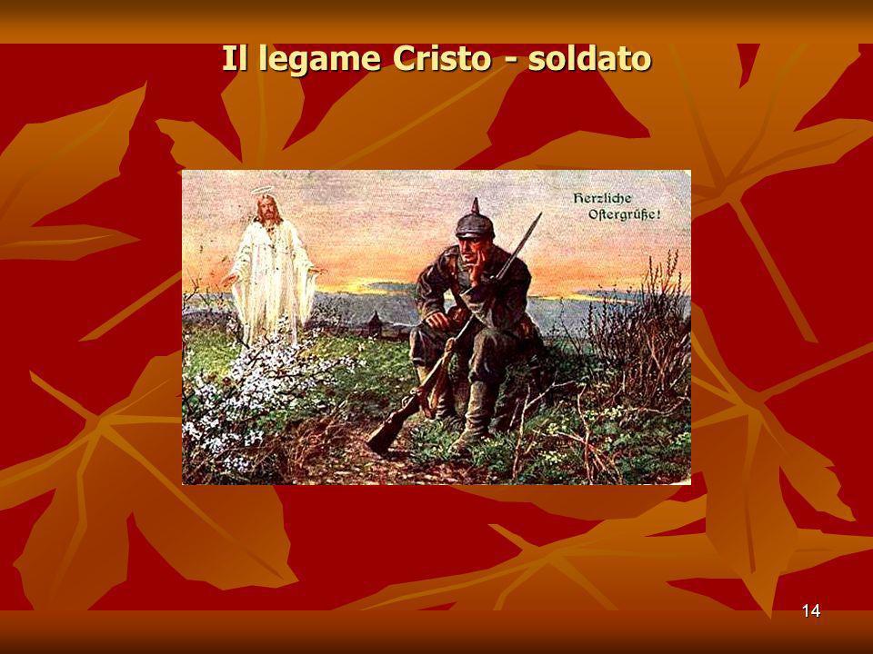 14 Il legame Cristo - soldato