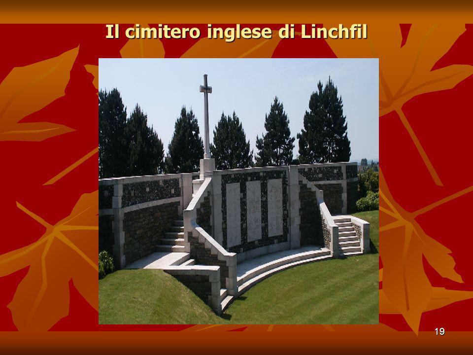 19 Il cimitero inglese di Linchfil