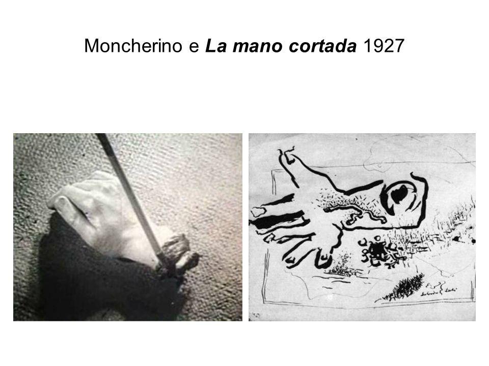 Moncherino e La mano cortada 1927