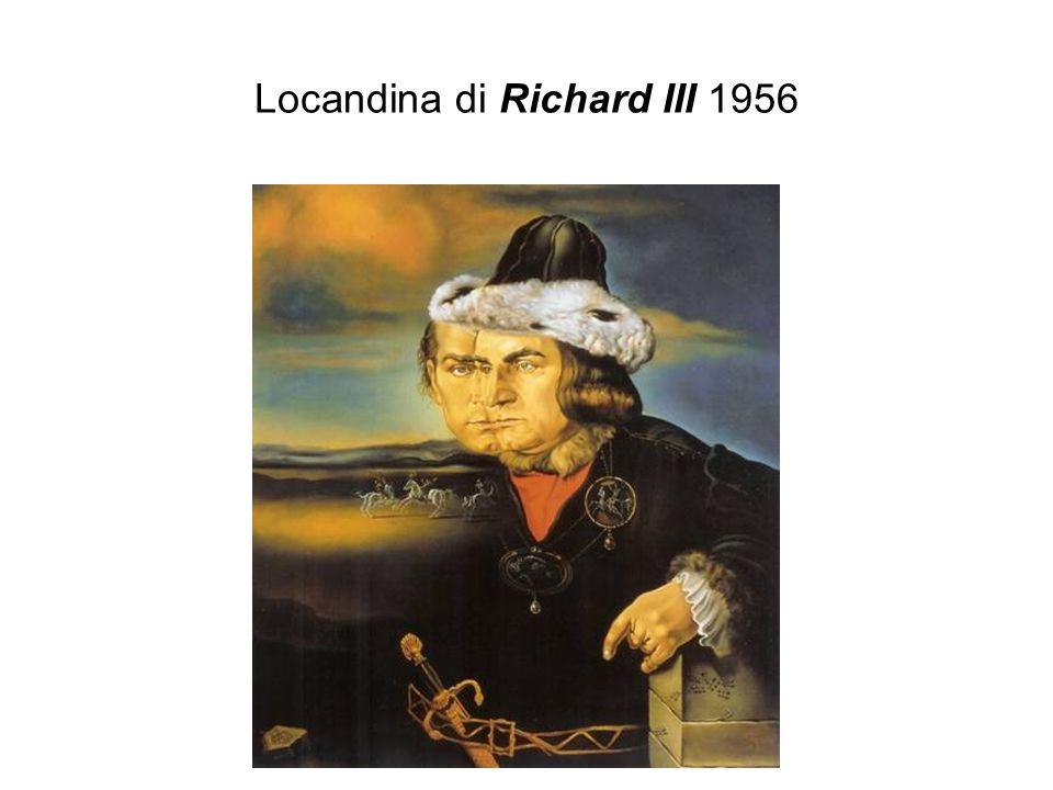 Locandina di Richard ІІІ 1956
