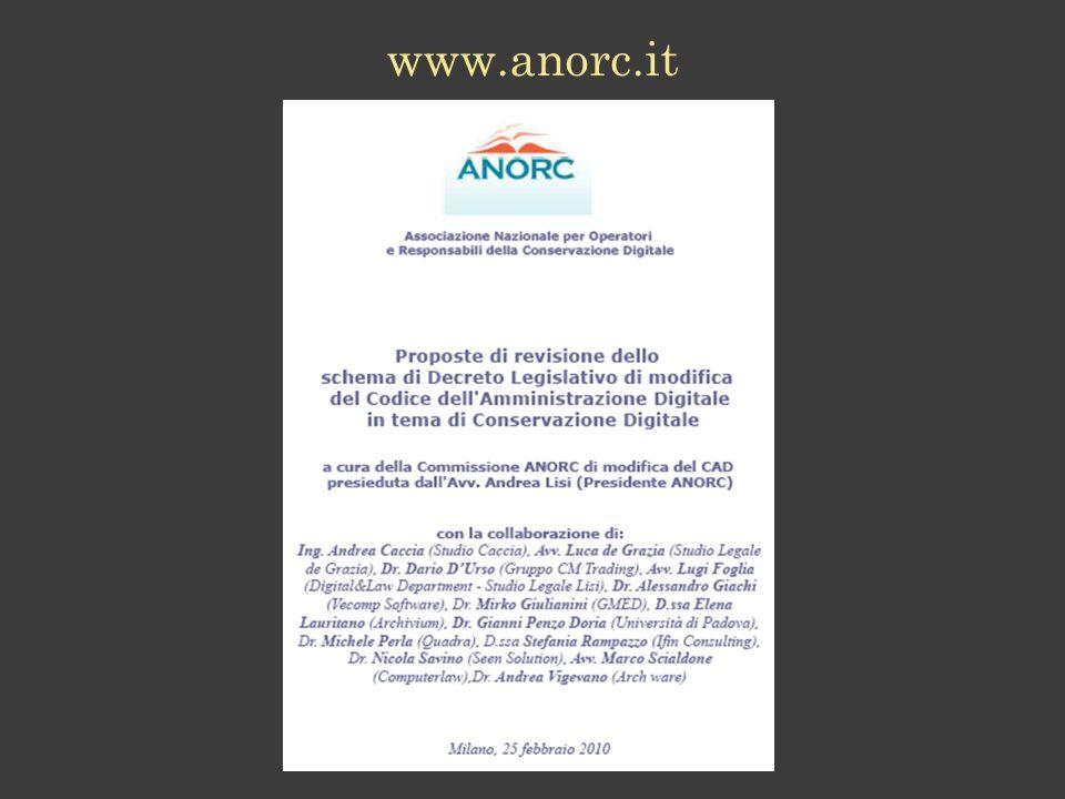 www.anorc.it
