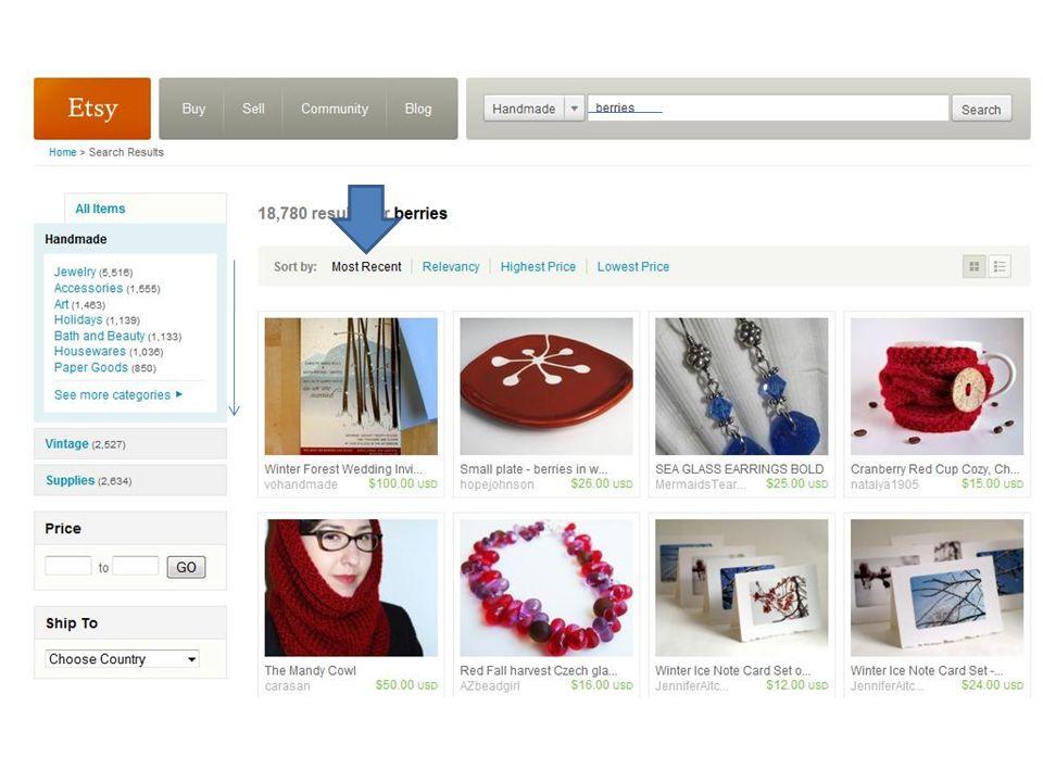 Completezza Lindice nella home page propone grosse categorie, quello delle sottocategorie è tipologico.