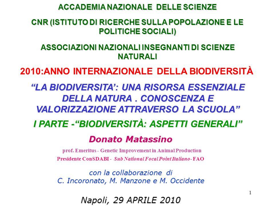 Tabella I - Esemplificazione dell organizzazione del genoma umano [elaborata da Matassino D.