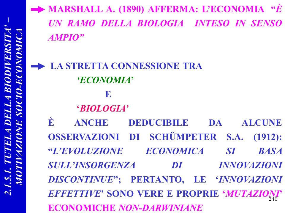 MARSHALL A.