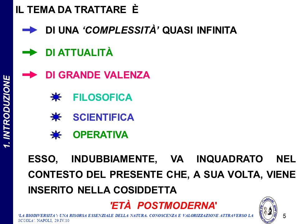 PER ESEMPI DI TIPIZZAZIONE MEDIANTE LA STRATEGIA OMICA, SI SI RIMANDA ALLA PARTE II LA BIODIVERSITÀ ZOOTECNICA 2.1.5.1.