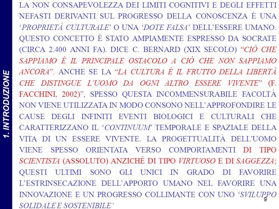 TALE ECCEZIONALE ED ELEVATA CAPACITÀ AL COSTRUTTIVISMO SI ESPRIME SOSTANZIALMENTE IN (MATASSINO D., 1995): UNA PIÚ ELEVATA ATTITUDINE ALL UTILIZZAZIONE DEI FORAGGI POVERI UNA MAGGIORE LUNGHEZZA FISIOLOGICA DELLA VITA MEDIA UNA NOTEVOLE SOPRAVVIVENZA ANCHE A LUNGHE CARENZE NUTRIZIONALI UN MAGGIORE CONTROLLO OMEOSTATICO IN CONDIZIONI AMBIENTALI DI GRANDE VARIABILITÀ (CIANCI D., 1986) 80 LA BIODIVERSITA: UNA RISORSA ESSENZIALE DELLA NATURA.