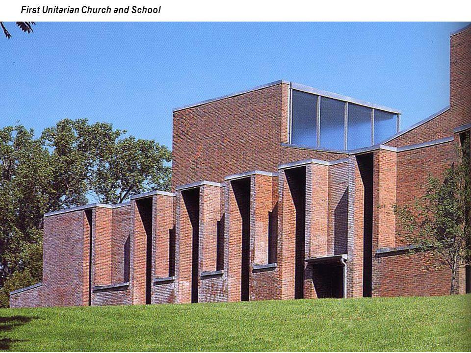 First Unitarian Church and School