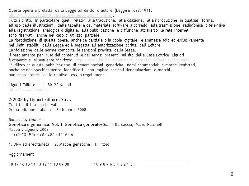 2 Questa opera è protetta dalla Legge sul diritto dautore (Legge n. 633/1941: http://www.giustizia.it/cassazione/leggi/l633_41.htmlhttp://www.giustizi