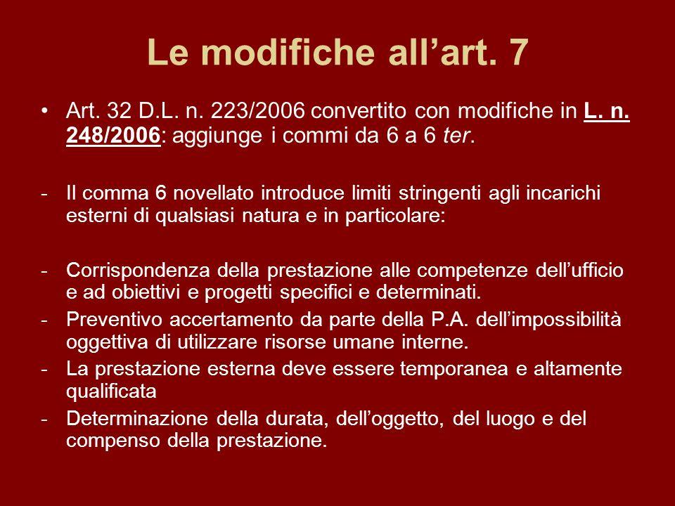 L.n. 244/2007 (Finanziaria 2008) Lart.