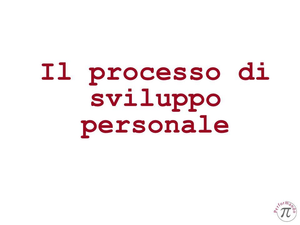 Il processo di sviluppo personale