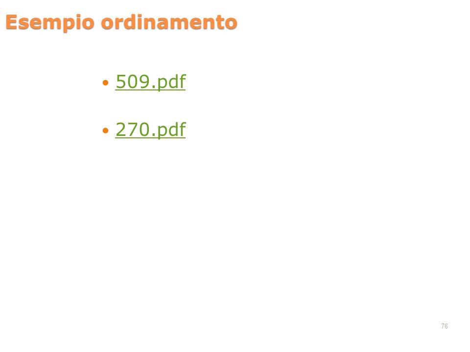 76 Esempio ordinamento 509.pdf 270.pdf