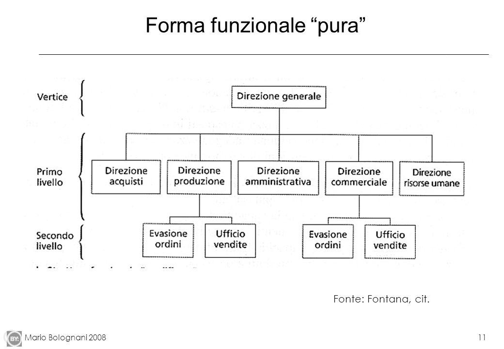 Mario Bolognani 200811 Forma funzionale pura Fonte: Fontana, cit.