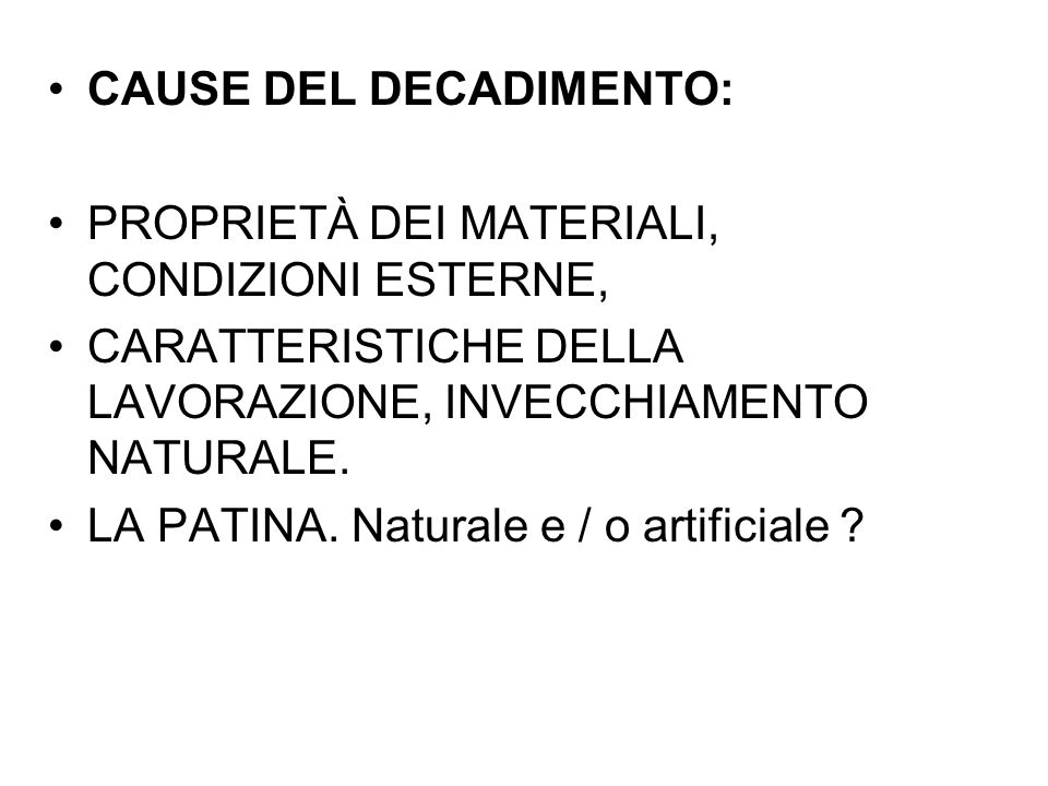 L ATTIVITÀ GEOFISICA: - IL DECADIMENTO PROVOCATO DAL SOTTOSUOLO: MOVIMENTI E DISSESTI, FRANE, ALLUVIONI.