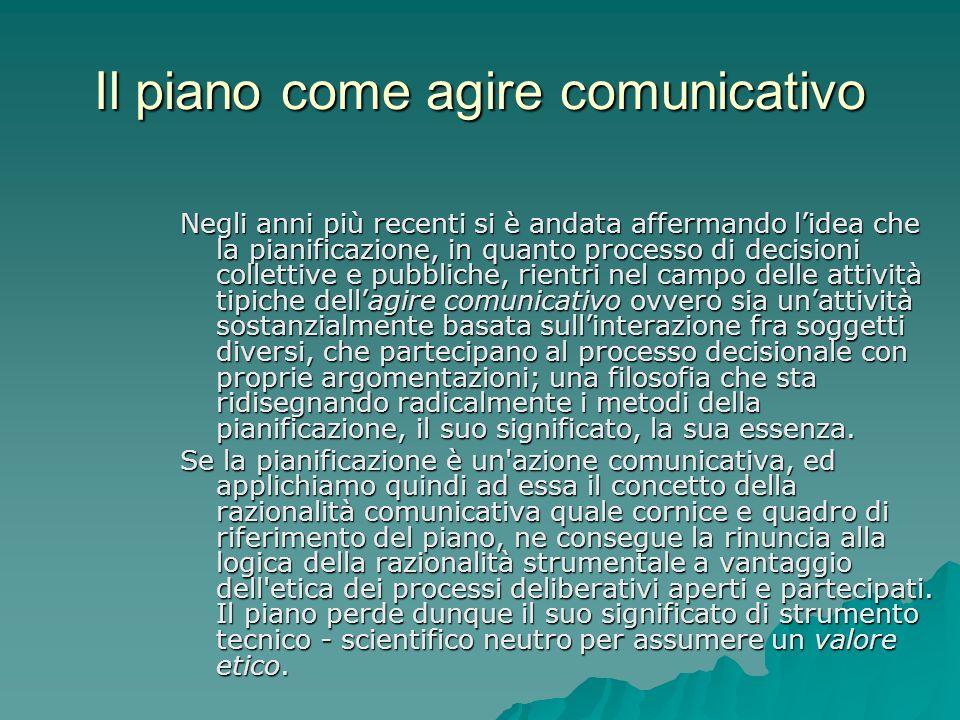 La razionalità comunicativa La razionalità comunicativa richiede che, nei rapporti fra individui e gruppi, la verità e l'azione siano il frutto non pi