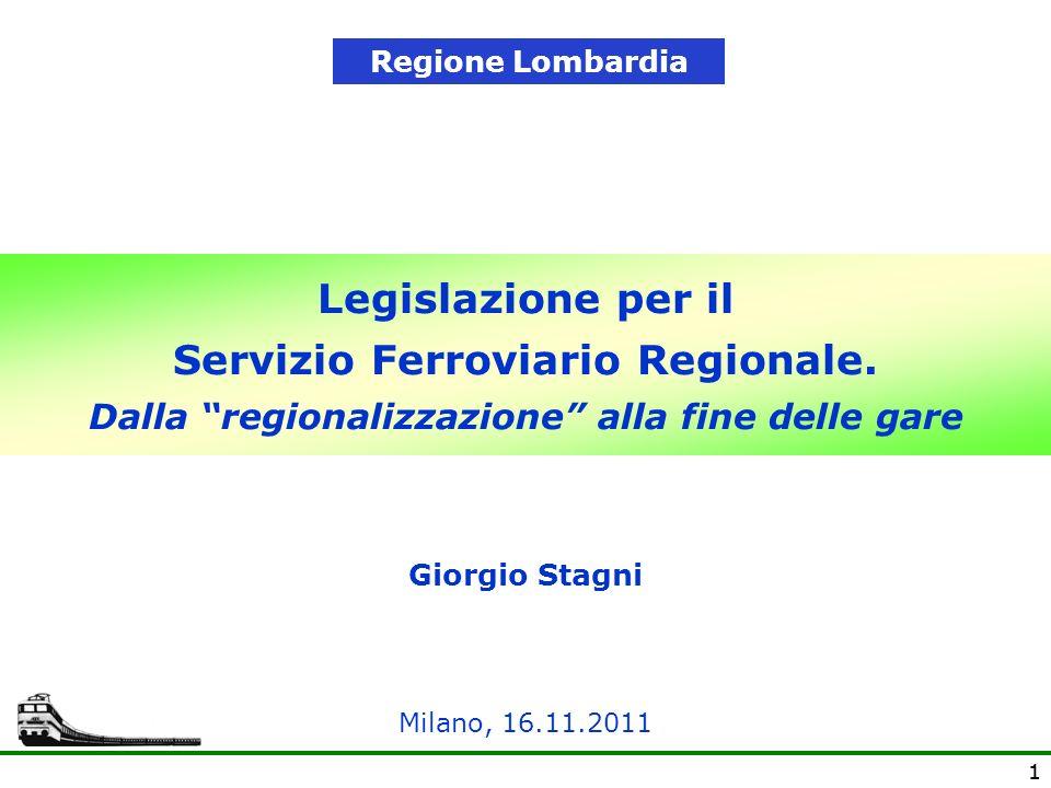 22 1.Finanziamento aggiuntivo a Trenitalia Legge 28 gennaio 2009, n.