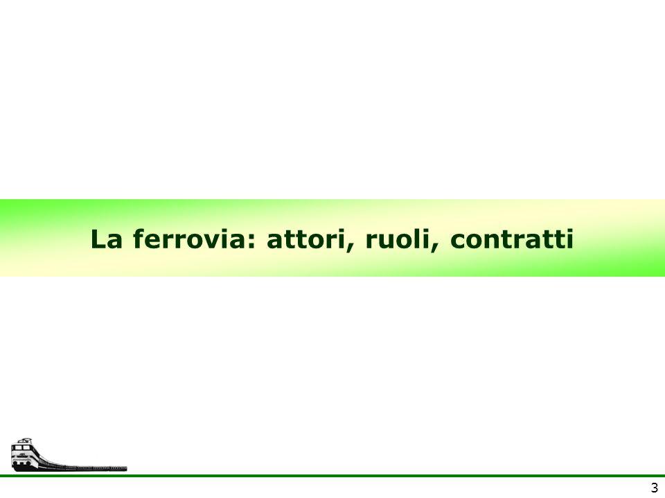 24 3.Cancellazione dell obbligatorietà delle gare ferroviarie Legge 23 luglio 2009, n.