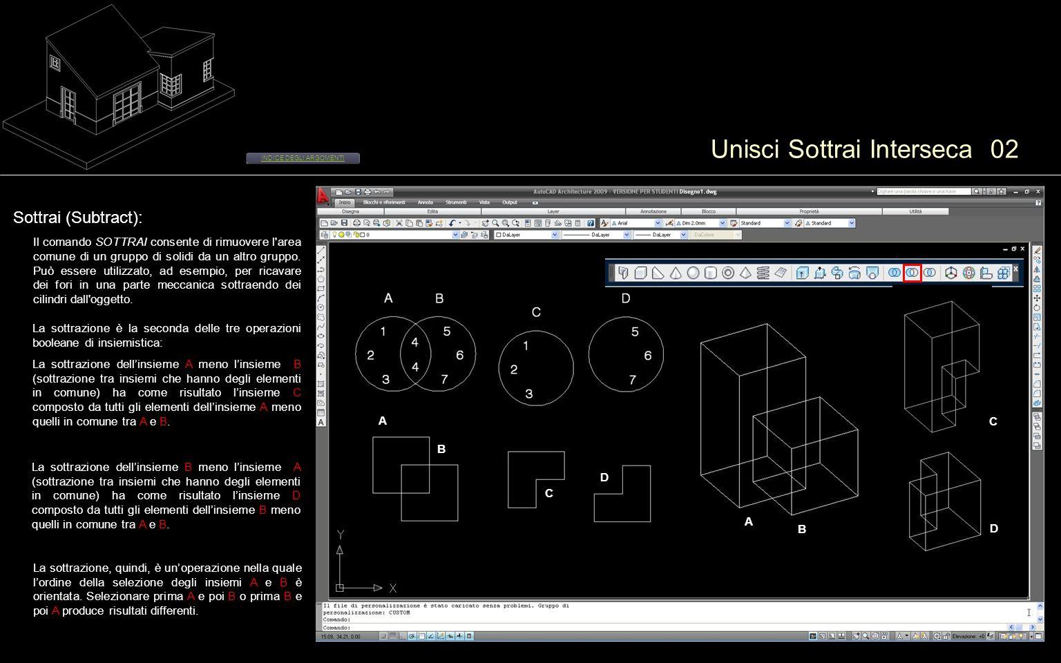 Stili di visualizzazione Stileviscorrente (Vscurrent): Uno stile di visualizzazione è un insieme di impostazioni che definiscono il modo attraverso il quale è possibile comprendere e interpretare i modelli 3D nella finestra di Autocad.