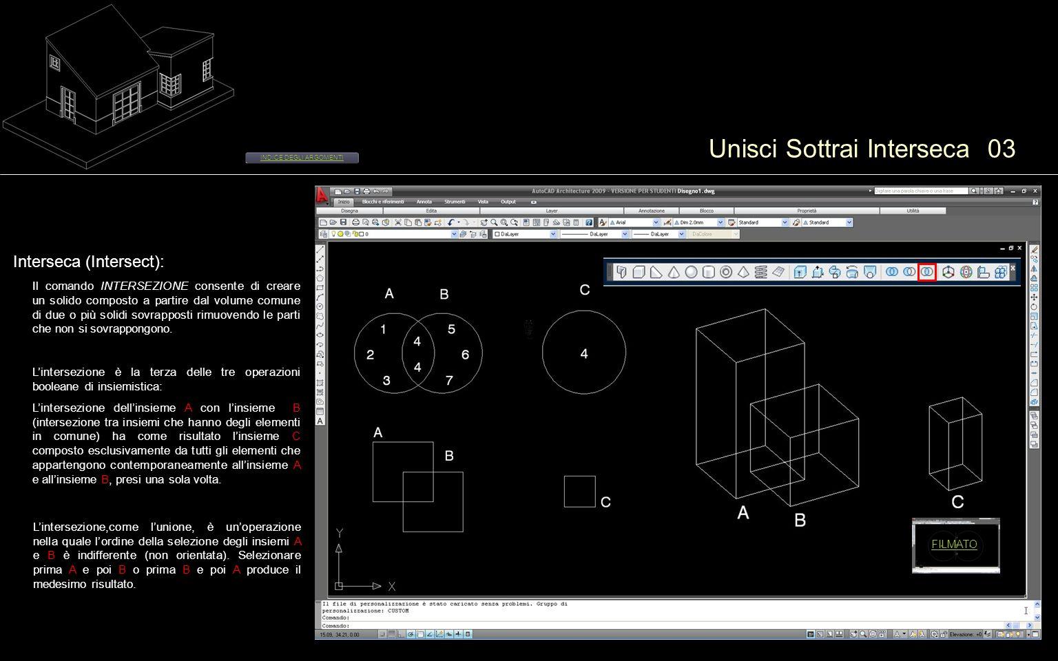 Layout di stampa 01 Layout (Layout): Esistono due distinti ambienti di lavoro, definiti anche spazi, in cui è possibile creare oggetti all interno di un disegno.