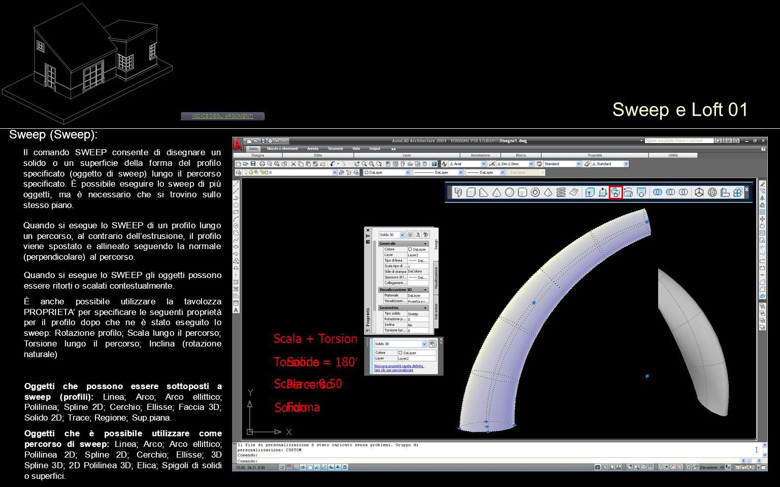 Layout di stampa 04 Layout (Layout): Il comando MVIEW (mview) consente di creare un elevato numero di finestre ognuna delle quali può contenere una vista differente.