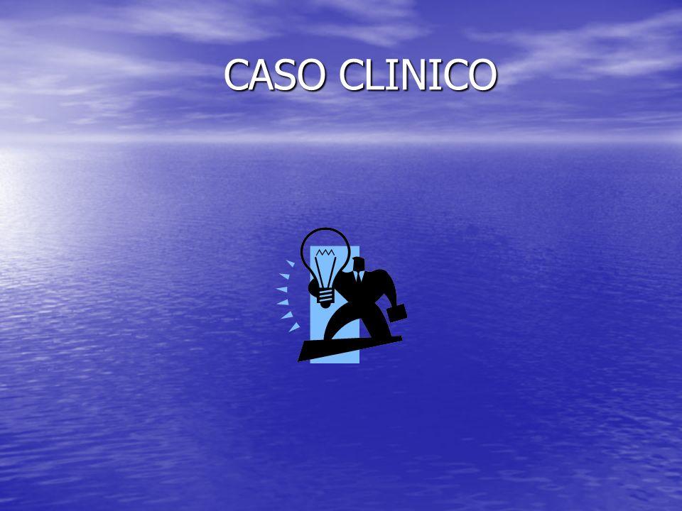 CASO CLINICO CASO CLINICO