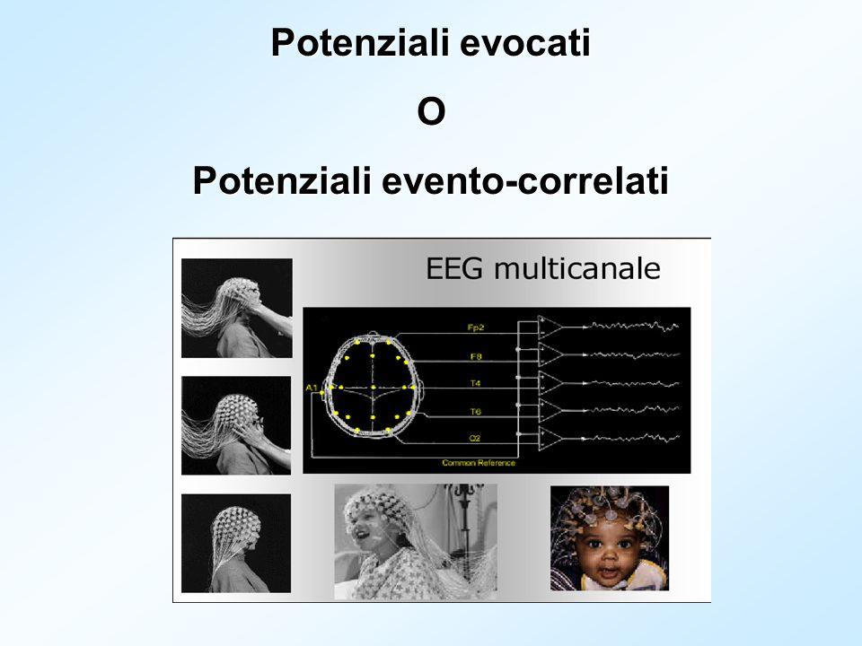 Potenziali evocati O Potenziali evento-correlati