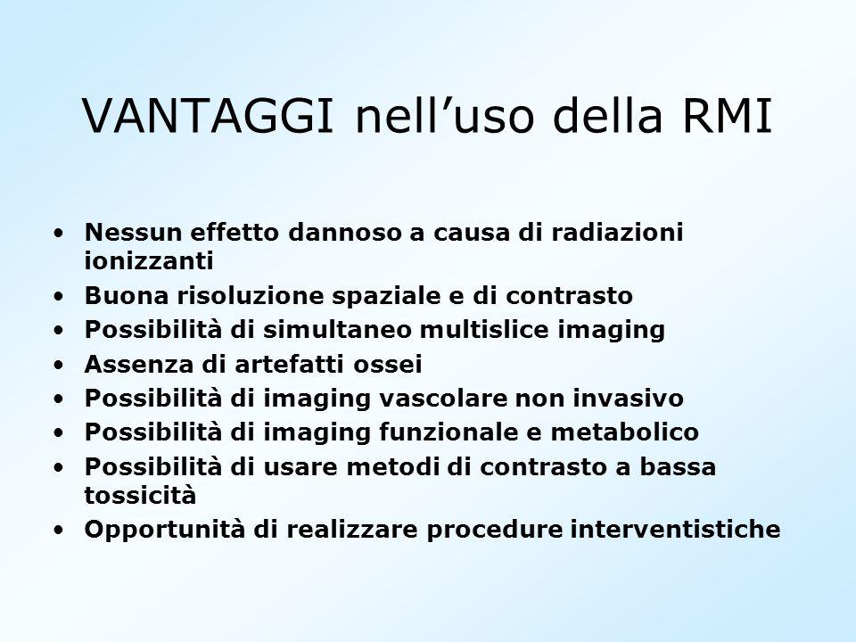IMAGING FUNZIONALE fMRI