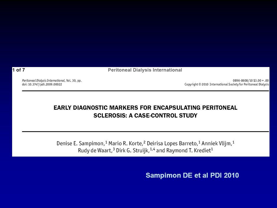 Sampimon DE et al PDI 2010
