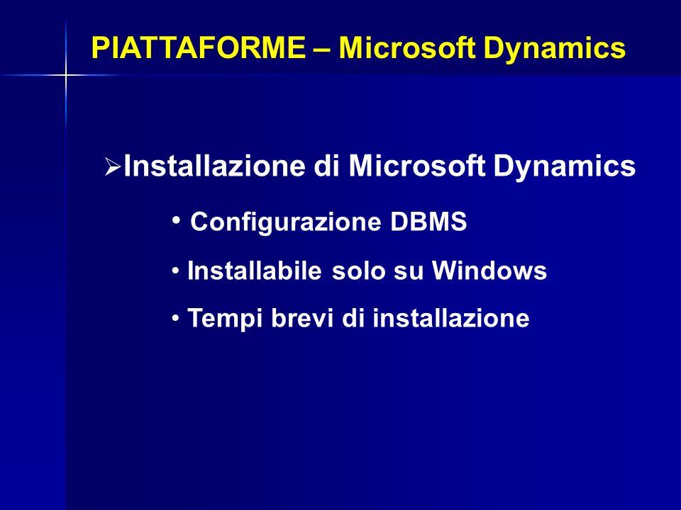 PIATTAFORME - SAP