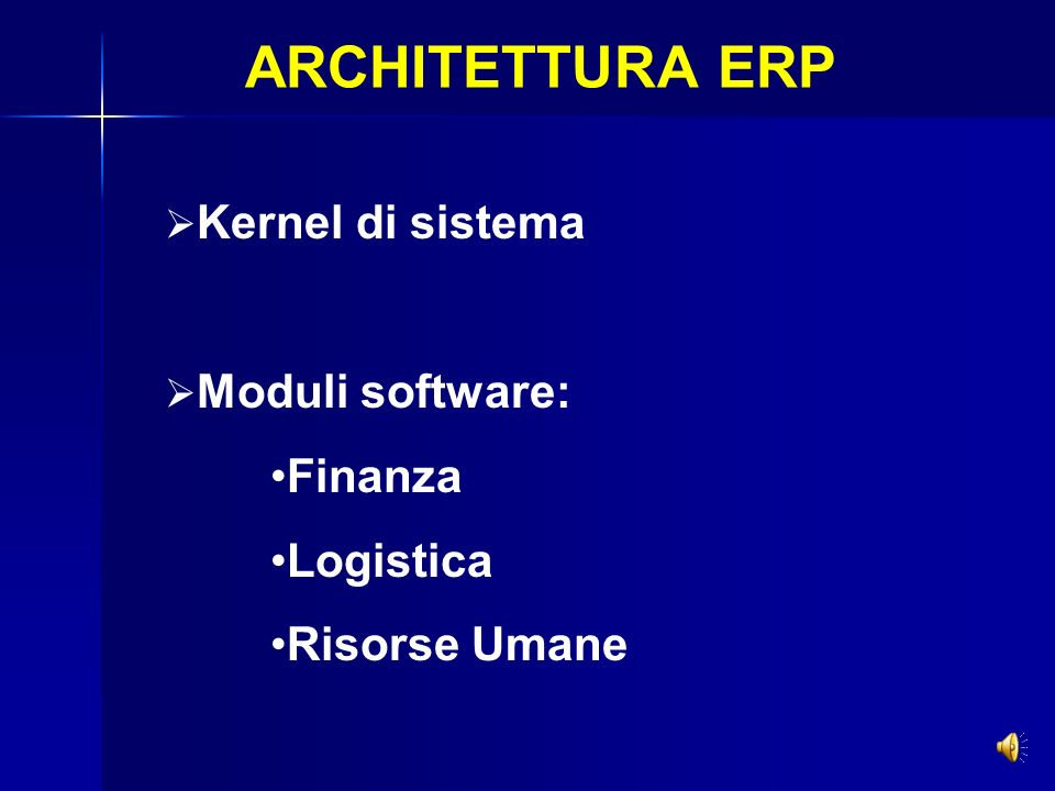 SISTEMI GESTIONALI MRP (Material Requirement Planning) MRP II (Material Resource Planning) ERP (Enterprise Resource Planning)
