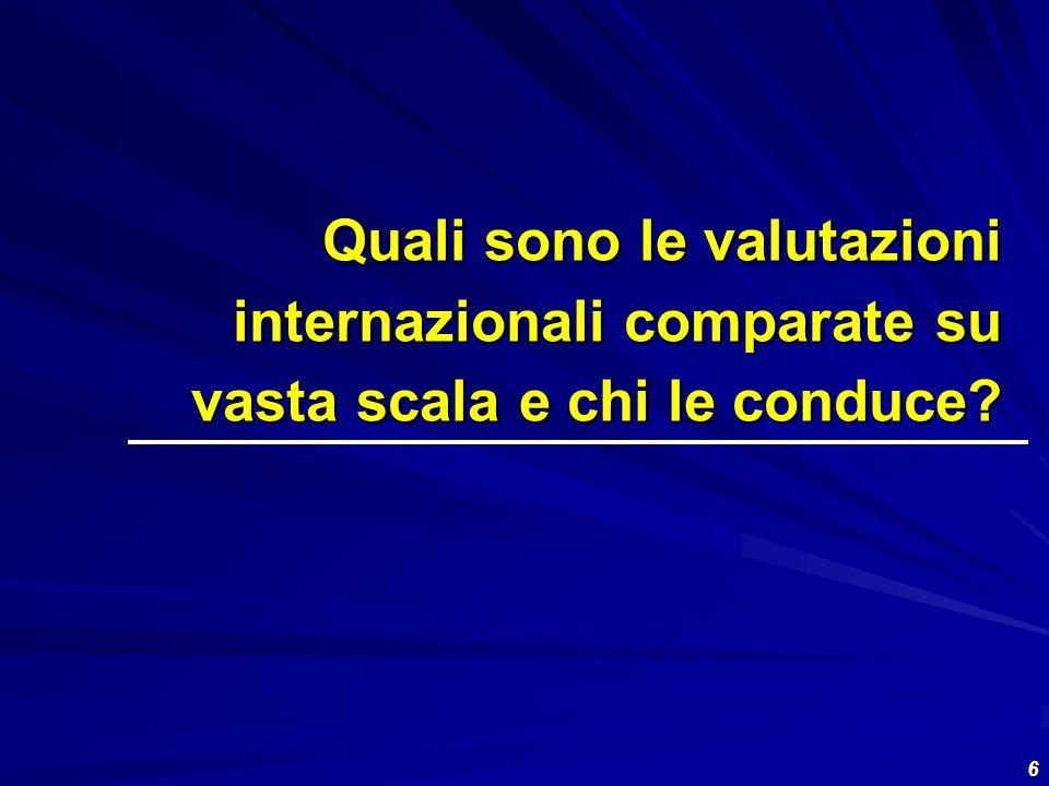 37 Percentuale studenti a ciascun livello della scala complessiva di literacy scientifica scuola Differenze interne al sistema ITALIA: tipologia di scuola