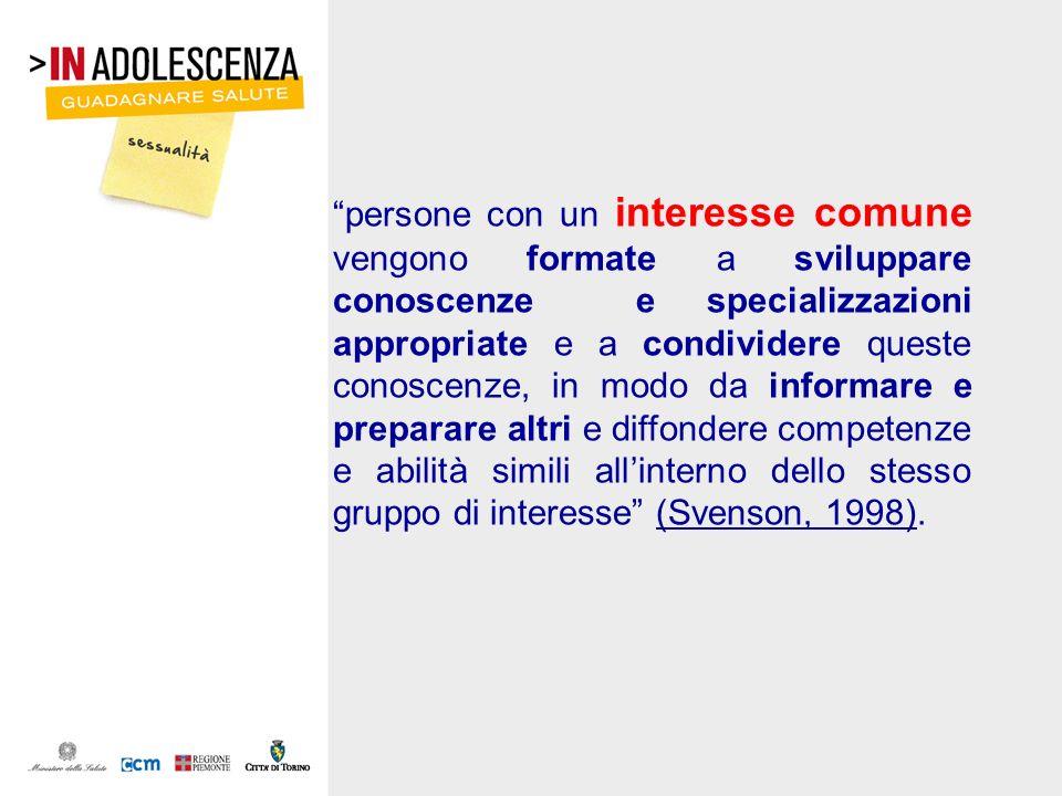 Interesse comune Formate