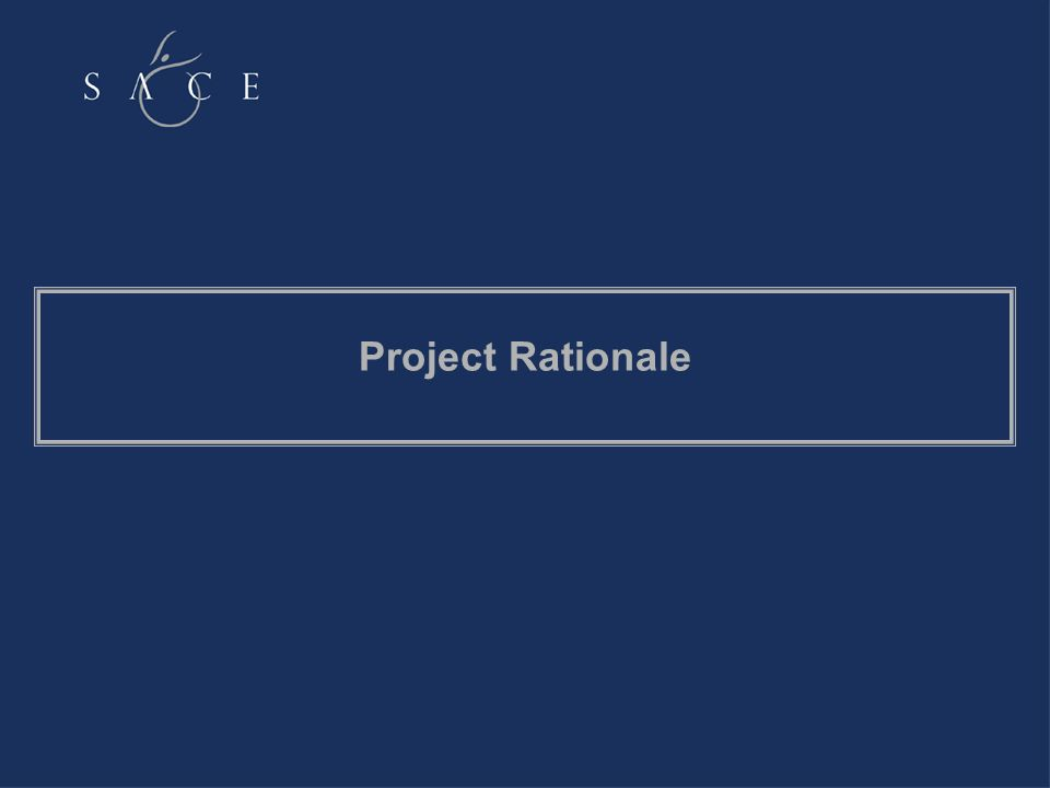 Project Rationale