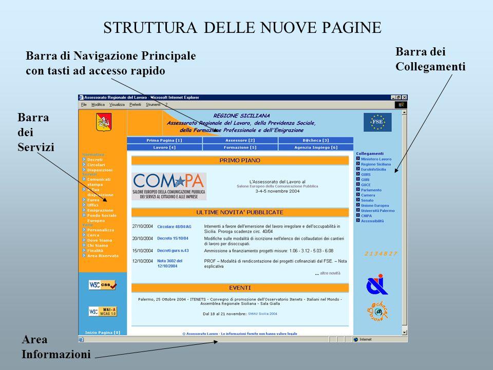 B@CHECA LAVORO: www.lavoro.regione.sicilia.it