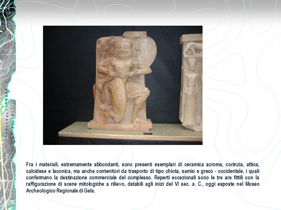 GIBIL GABIB (CALTANISSETTA) Dallarabo Gebel Habib, formato da tre piattaforme digradanti verso Sud Est, è stato sede di insediamenti preistorici, indigeni e di età greca.