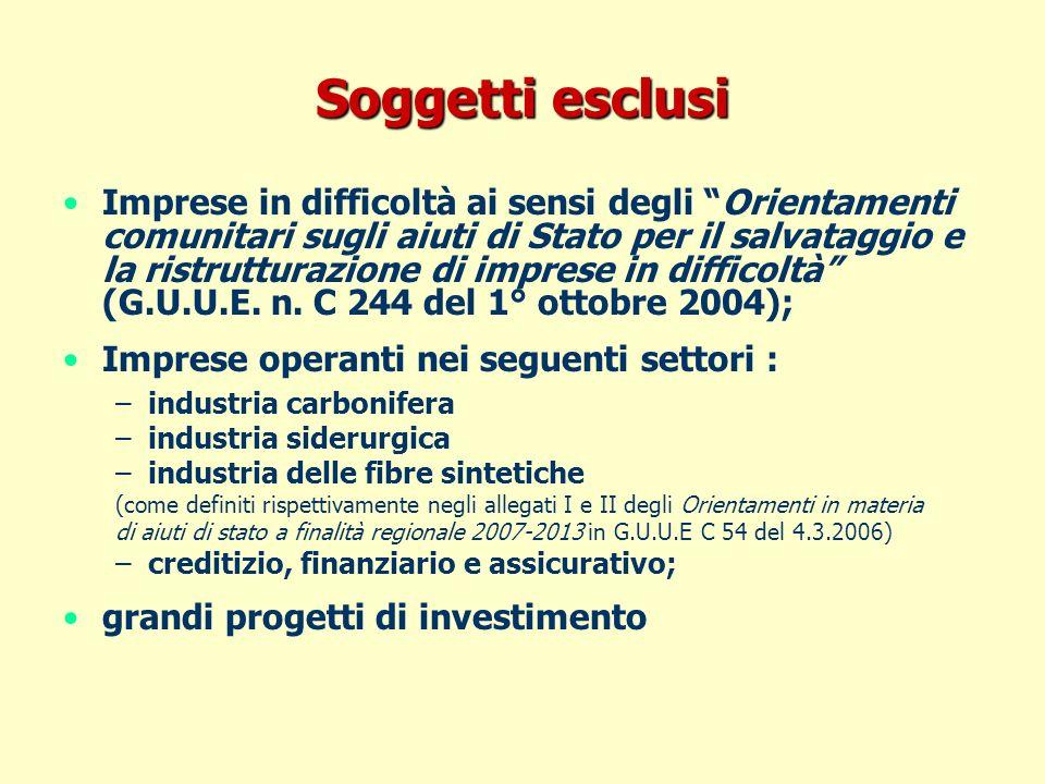 Tipologia del contributo Credito di imposta da usufruire in compensazione ai sensi dellart.