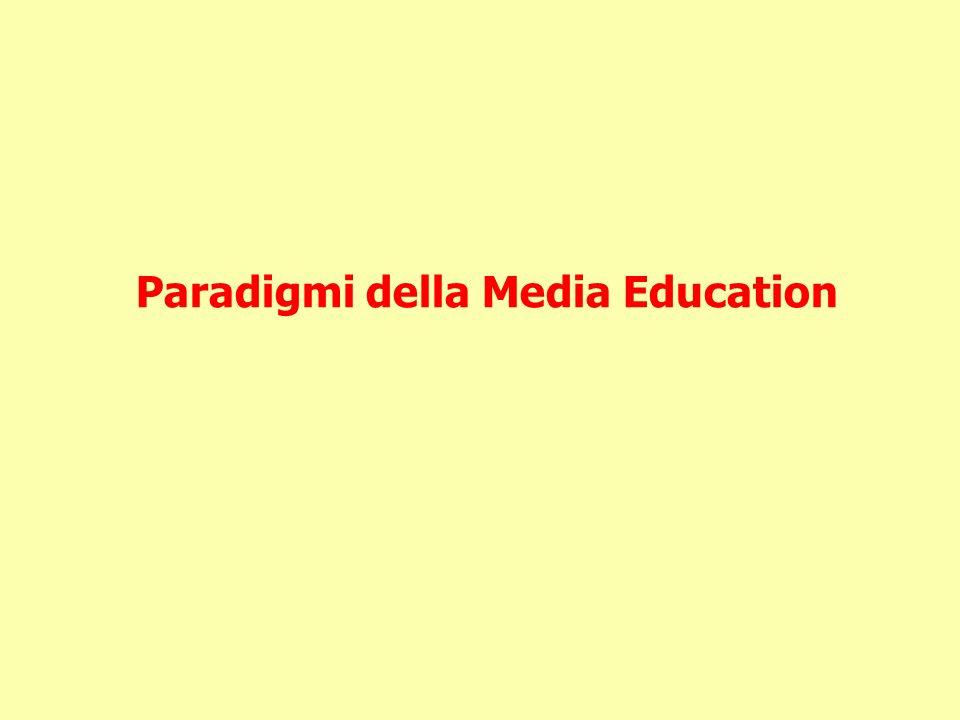 Paradigmi della Media Education