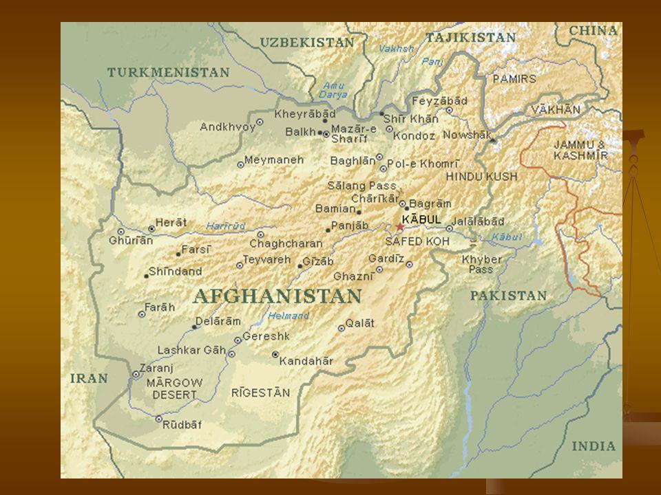NOTIZIE STORICHE.1 1979: LUnione Sovietica invade lAfghanistan.