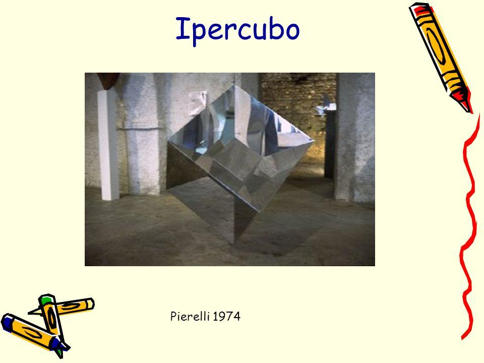 Ipercubo Pierelli 1974