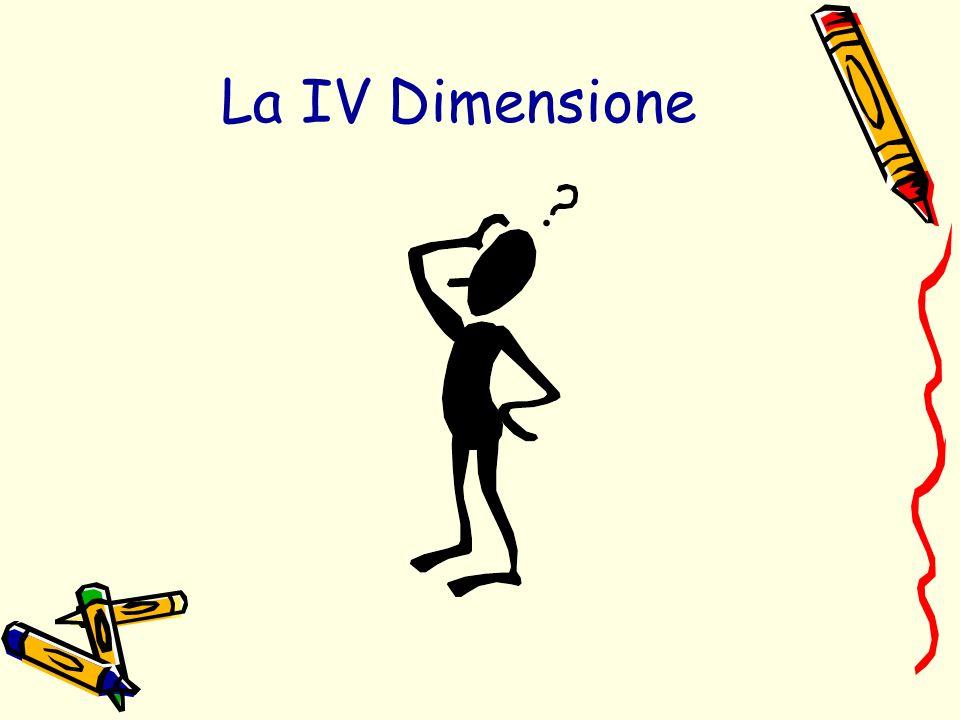 Nessuno è in grado di indicare la quarta dimensione, eppure essa ci circonda.