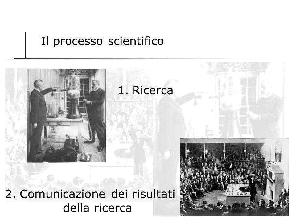 Dal punto di vista sociologico… … la Scienza fa parte del SISTEMA SOCIALE, è unistituzione sociale quindi, per sua stessa natura, deve relazionarsi co