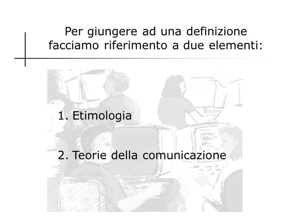 Ma che cosè la comunicazione scientifica?