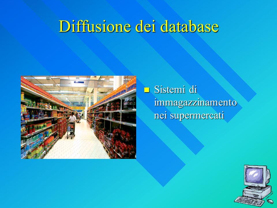 Database Esempio: Costruiamo un database per una raccolta di videocassette